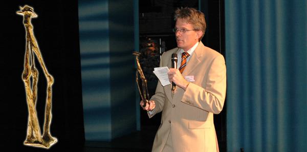 2005, de eerste uitreiking van de Balans Award